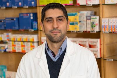Amir Shahim - Inhaber